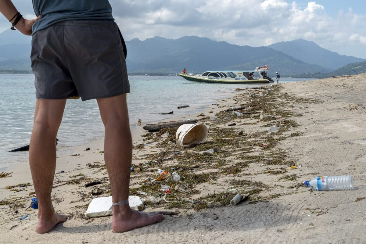 Playa Gili Island