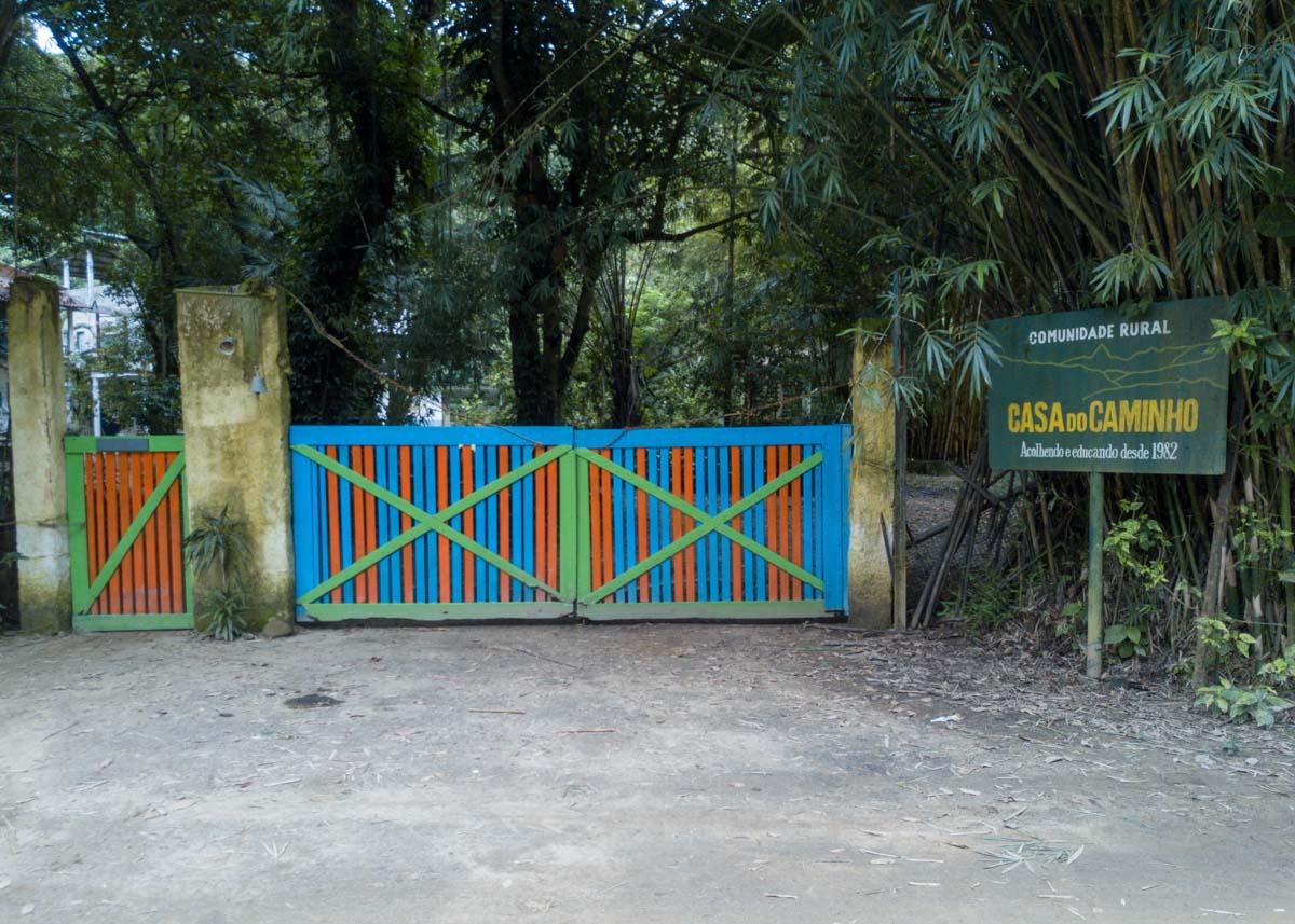 Voluntariado gratuito en Casa do Caminho; Xerem, Rio de Janeiro