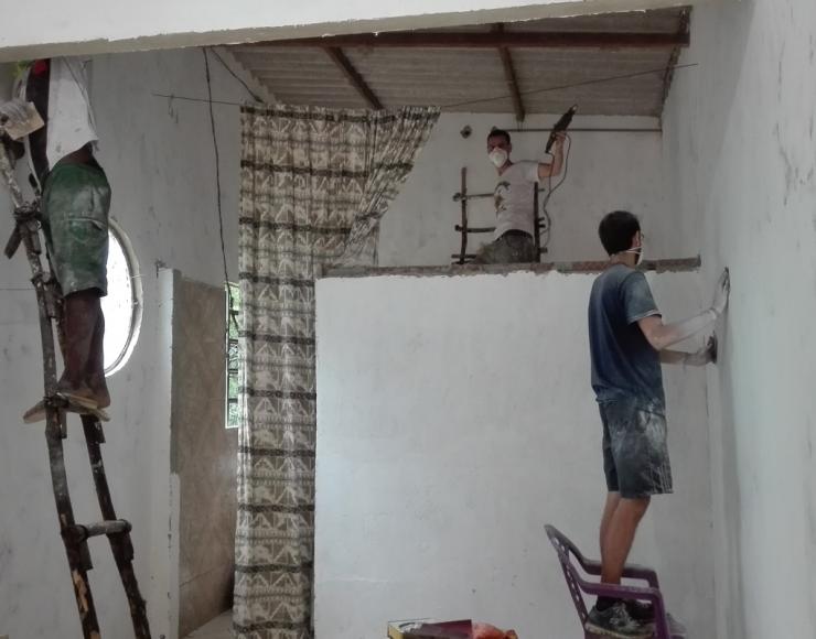 VOLUNTARIADO GRATIS EN CASA DO CAMINHO, XEREM, RIO DE JANEIRO