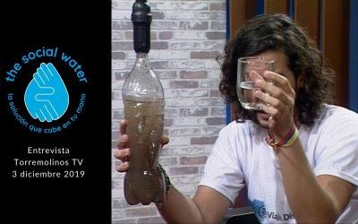 Entrevista a Javier Godínez en Torremolinos TV