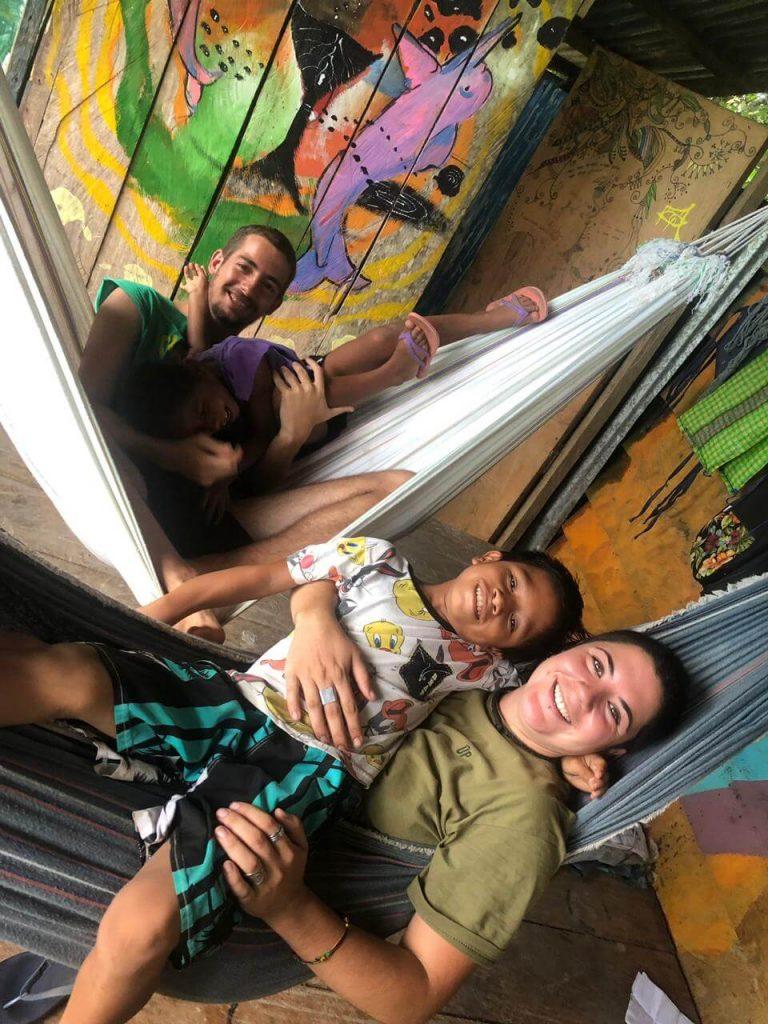 Proyecto Iquitos - Casita de voluntarios