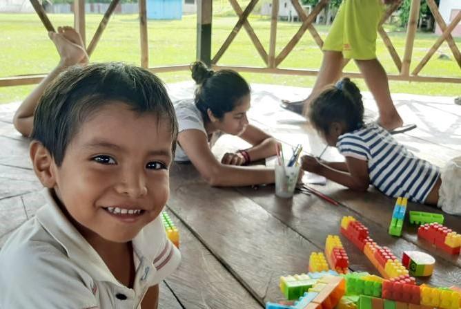 Voluntariado en el Amazonas Peruano. Mi experiencia en el Proyecto Iquitos.