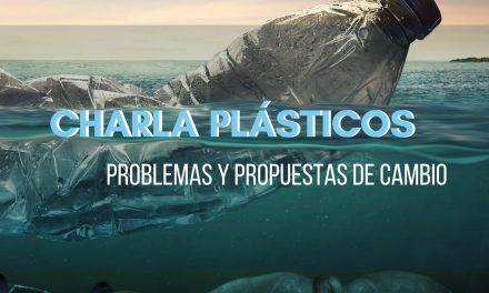 Charla sobre plásticos: problemática y soluciones