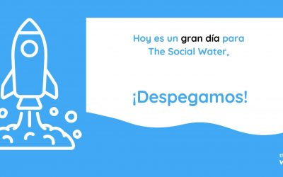 The Social Water: lanzamiento de la web